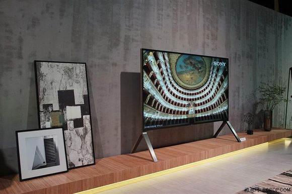 索尼黑科技:索尼Z9D电视解析