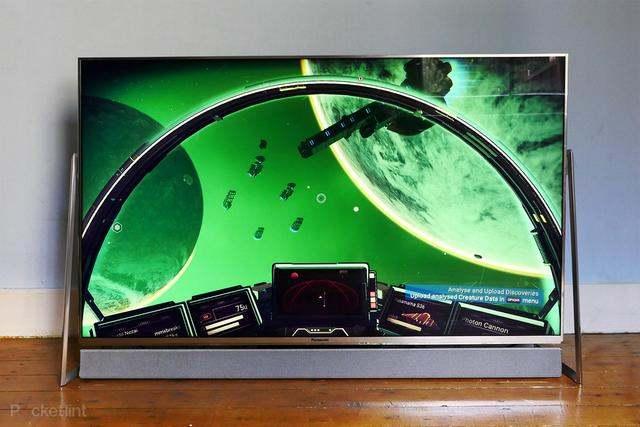 松下电视Viera TX-50DX802测评图解