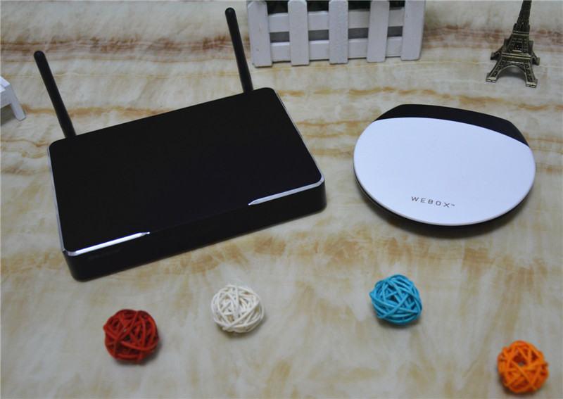 开博尔X5与泰捷WE30网络机顶盒对比评测