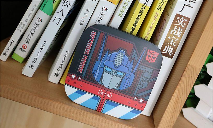 天猫魔盒3Pro变形金刚版 盒子中的战斗机 图解