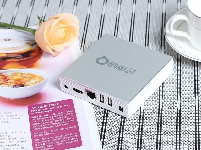 芒果嗨Q H6图赏 能听话的电视盒子
