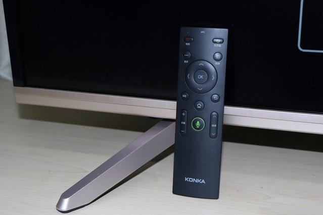 康佳M55U智能电视图赏  HDR+色轮引擎