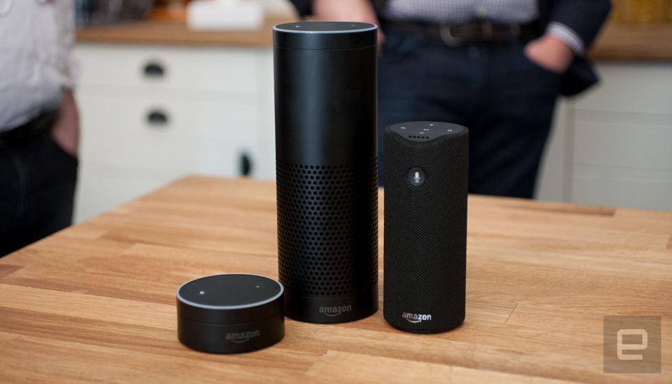 数字语音助手终端 亚马逊Tap/Echo Dot