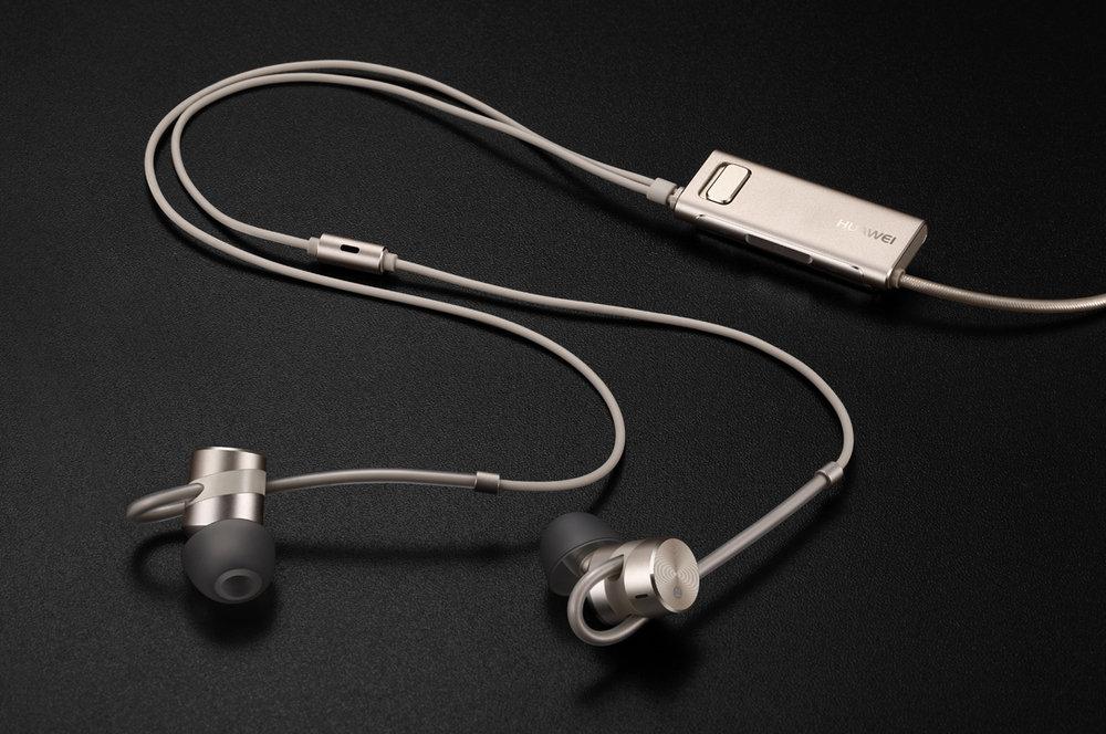 静享音乐世界 华为AM185降噪耳机图赏