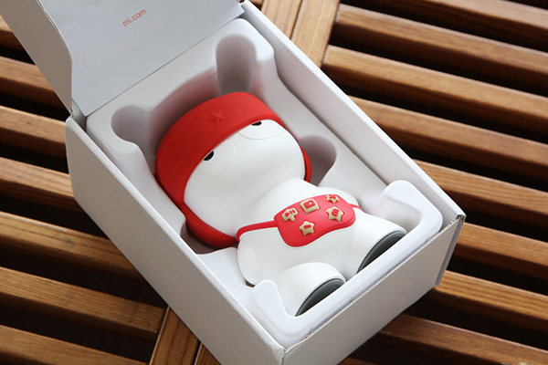 小米新玩具 99元米兔蓝牙音箱开箱图赏