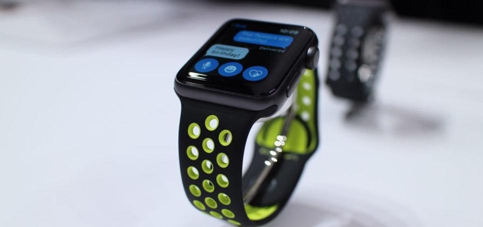 陶瓷表壳美哭 Apple Watch series 2上手