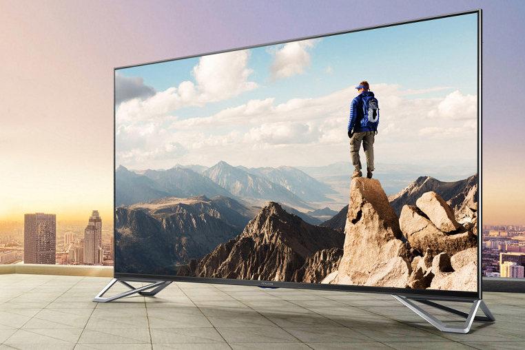 雷鸟电视I55图赏 人工智能语音成亮点